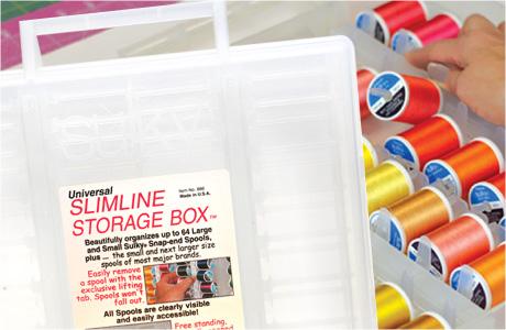SLIMLINES STORAGE BOXES